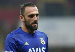 Fenerbahçeye Vedat Muriçten kötü haber: 2. derece yırtık...