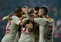 Galatasarayın konuğu Medipol Başakşehir