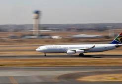 Güney Afrika Hava Yolları maaşları bile ödeyemeyecek durumda