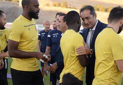 Yeni Malatyasporda hedef Fenerbahçe galibiyeti