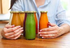 Karaciğeri temizleyen 3 sebze suyu tarifi