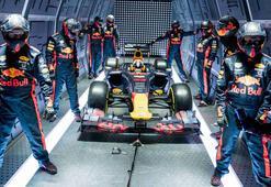 Aston Martin Red Bull Racing'den pit stop rekoru