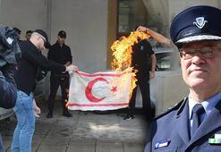 Rum yönetiminden KKTC bayrağı açıklaması: Olay ciddi bir olay. Titizlikle araştırılacak