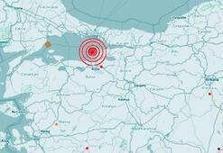 Deprem mi oldu 21 Kasım son depremler Bir son dakika depremi daha