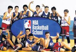 NBA yıldızları İzmir'de