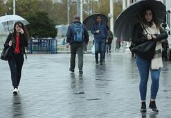 Bu illerde yaşayanlar dikkat Kuvvetli yağış geliyor