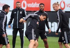 Beşiktaşın Konyaspor maçı kadrosu açıklandı...