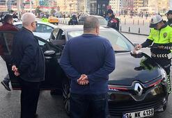 İstanbulda Kurt Kapanı-18 denetimi yapıldı