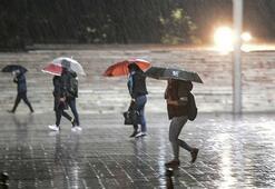 Yarın İstanbul hava durumu nasıl, yağmur var mı (21 Ağustos) Metorolojiden İstanbul yağış uyarısı