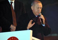 Son dakika | Cumhurbaşkanı Erdoğan müjdeyi verdi: Süratle kuracağız
