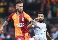 Galatasaray - Başakşehir: 0-1