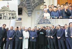 'Cami, kaynaşmanın dayanışmanın yeri'