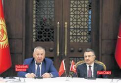 FETÖ ile mücadelede Kırgızistan'la iş birliği