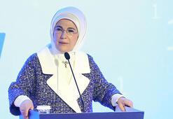 Emine Erdoğan, Geleceği Yazan Kadınlar Ödül Törenine katıldı