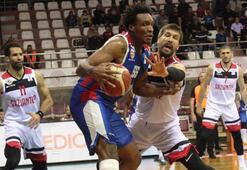 Gaziantep Basketbol:88 - Büyükçekmece:73