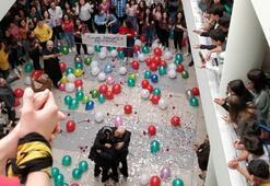 Kanseri yenen Muharrem öğretmen, 24 Kasıma öğrencileriyle girecek