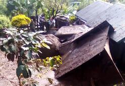 Toprak kayması 24 insanı yuttu