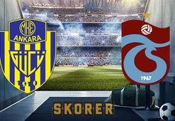 Ankaragücü - Trabzonspor: 0-3