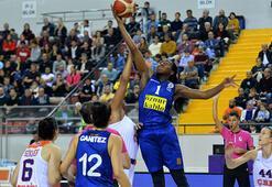 Çukurova Basketbol - Fenerbahçe Öznür Kablo: 59-83