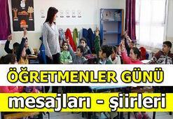 Öğretmenlerinize ileteceğiniz en güzel Öğretmenler Günü mesajı