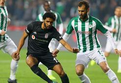 Konyaspor - Beşiktaş: 0-1