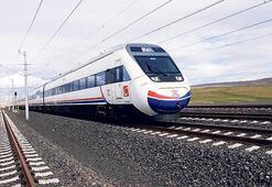 Ankara'dan Kapıkule'ye hızlı tren
