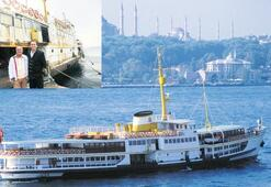Paşabahçe'nin son kaptanı ve son yolcusu buluştu