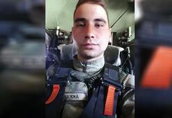 Barış Pınarı Harekatında zırhlı aracın çarptığı asker şehit oldu