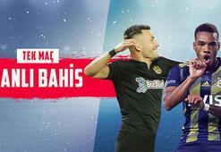 Yeni Malatyaspor-Fenerbahçe maçı canlı bahisle Misli.comda