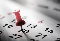 2020 Ramazan ve Kurban Bayramı ne zaman 2020 yılı resmi tatil günleri