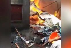 Kongoda uçak düştü: 17 ölü