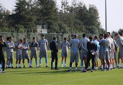 Trabzonsporda Getafe hazırlıkları başladı