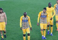 MKE Ankaragücü Süper Ligde galibiyeti unuttu