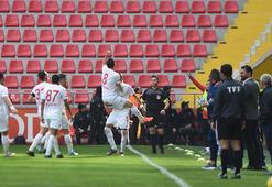 İstikbal Mobilya Kayserispor - Demir Grup Sivasspor: 1-4