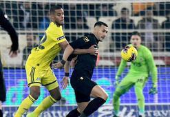 Fenerbahçe - Yeni Malatyaspor: 0-0