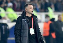 Murat Şahin: Büyük takımdan 1 puan almak kötü değildir
