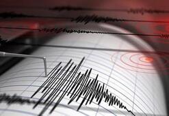 Son depremler 25 Kasım son depremler listesi