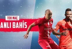 Antalyaspor-Gaziantep maçı canlı bahisle Misli.comda