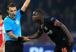 Başakşehir-Roma maçını Rumen Hatega yönetecek