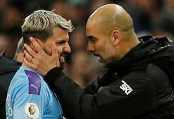 Manchester Cityde Sergio Agureo şoku