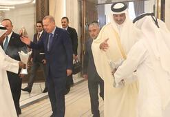 Katarla 7 anlaşma imzalandı