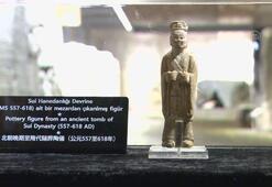 Çinin Türkiyedeki iki kültür varlığı iade edildi