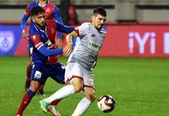 Altınordu - Boluspor: 2-0