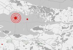 Deprem mi oldu Son dakika deprem haberleri 25 Kasım