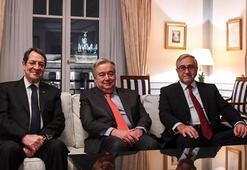 Üçlü gayriresmi Kıbrıs görüşmesi Berlinde yapıldı