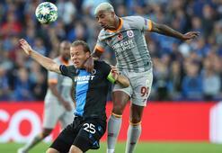 Galatasaray, Club Brugge'ü konuk ediyor