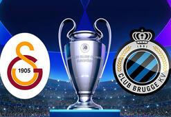 Galatasaray UEFAya kalabilmek için kritik virajda Galatasaray-Club Brugge maçı saat kaçta hangi kanalda