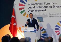 Cumhurbaşkanı Yardımcısı Oktay: Suriyede terörden temizlenen bölgelere 370 bin kişi dönüş yaptı