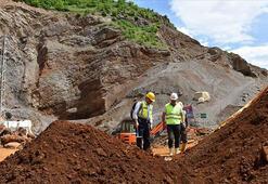 Hakkariden İran ve Çine 13 yılda 1 milyon 300 bin ton maden ihracatı