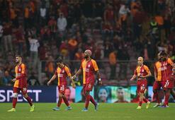 Galatasarayın gruptan çıkma şansına 0 verdiler